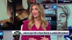 Game Theory: What running back Le'Veon Bell should bring to the New York Jets [Video]