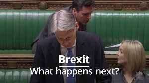Brexit: What happens next? [Video]