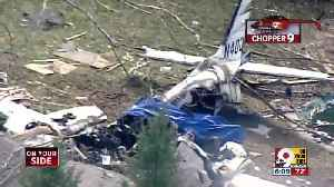NTSB investigators delayed getting to Madeira plane crash site, but work is underway [Video]