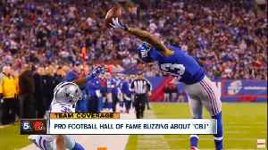 News video: Odell Beckham Jr. already in Pro Football Hall of Fame