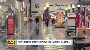 Eastern Hills Mall development leaders provide first look at plans to turn space into 'Town Center' [Video]