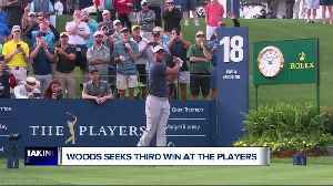 Tiger Woods 'on track' ahead of The Players, Masters [Video]