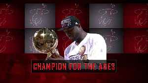 Dwyane Wade Has Grown Into A True NBA Champion Over Long, Distinguished Career [Video]