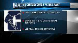 Longtime Century coach Keith Kangas passes away [Video]