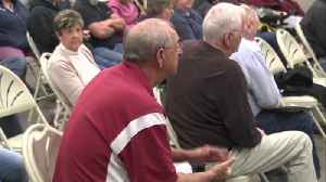 Odon residents express concern over town's finances [Video]