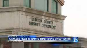 Food service providers charged in Clinton County Jail trafficking investigation [Video]