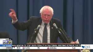 Bernie SAnders To Visit South Carolina [Video]