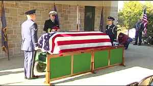 VIDEO Soldiers honor Lehigh County veteran who died last month [Video]