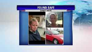 Chasity White Found Safe [Video]