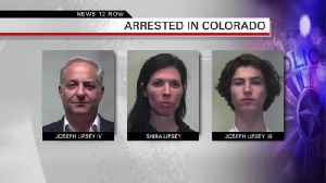 Local family charged in Colorado [Video]