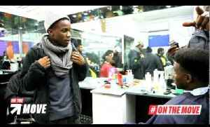 TINCHY STRYDER - ON THE MOVE: - SHOPPING, BARBERS, TALKS BUSINESS [Video]