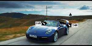 Unfiltered driving pleasure - the all new Porsche 911 Convertible [Video]