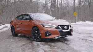 5 things you need to know about the 2019 Nissan Maxima [Video]