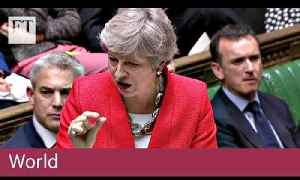 Theresa May's no-Brexit warning before 'meaningful vote' [Video]