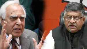 Kapil Sibal attacks Ravi Shankar over his criticism on Rahul Gandhi's tweet | Oneindia News [Video]