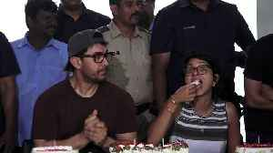 News video: Aamir Khan's next film titled 'Laal Singh Chadda'