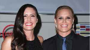 National Women's Soccer League Stars Ali Krieger And Ashlyn Harris Are Getting Married! [Video]