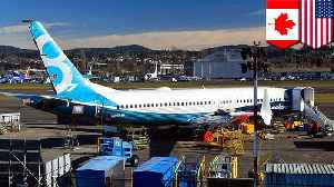 U.S. grounds Boeing 737 Max aircraft after new evidence [Video]