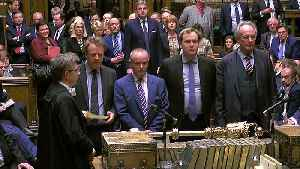MPs vote to delay Brexit beyond 29 March [Video]