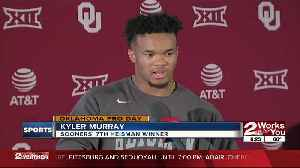 Kyler Murray impresses NFL scouts with passing ability at Oklahoma Sooners Pro Day [Video]
