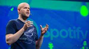 Spotify Files Complaint Against Apple With EU Antitrust Regulators [Video]