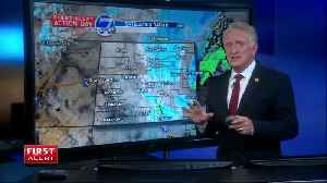 What's next? Forecast slowly getting better Wednesday evening, Thursday AM [Video]
