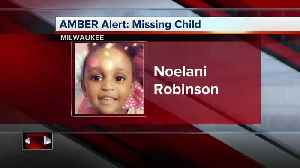 AMBER Alert: Police investigating tips 2-year-old Noelani Robinson may be in Minnesota, Michigan [Video]