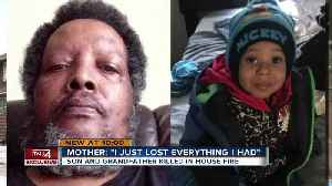 Milwaukee woman loses 4-year-old son and grandfather in house fire [Video]