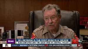 Sheriff Donny Youngblood calls the deputy pay increase a band aid, says it doesn't address longterm problems with recruitme [Video]