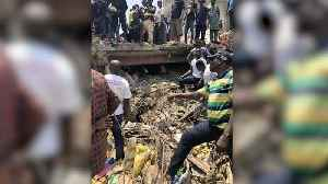 At Least 9 Dead After School Building Collapse In Nigeria [Video]