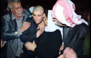 Tearful Reunion for Yazidi Family as Boy Freed From Islamic State in Baghuz [Video]