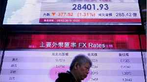 China News Sends Down Asian Stocks [Video]