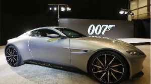 James Bond May Ditch His V12 Aston Martin [Video]
