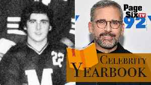 Steve Carell was a lacrosse-playing high school jock [Video]