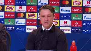 Kovac admits Bayern didn't deserve win [Video]