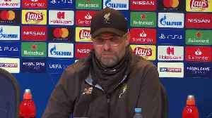 Klopp delighted with Champions League win over Bayern [Video]
