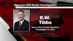 Video: Sparrow CEO Under Investigation [Video]