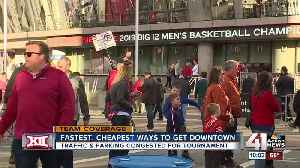 Traffic and the Big 12 Tournament: The best routes [Video]