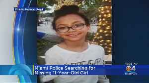 Miami Police Asking For Help In Finding Missing Girl [Video]