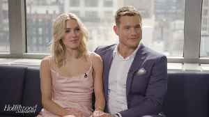 'The Bachelor' Couple on Finding Love (Not an Engagement) [Video]