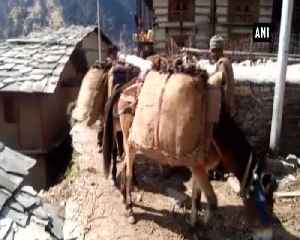 Due to lack of basic facilities, villagers of Uttarkashi decide to boycott upcoming Lok Sabha polls [Video]
