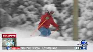 News video: 'Bomb cyclone' delivers explosive punch, capping weeks of epic snowfall in Colorado