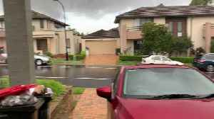 Wild Weather in New South Wales [Video]