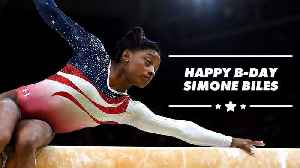 What makes Olympian Simon Biles just so inspirational [Video]