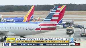 Will Boeing 737 Max 8 & Max 9 grounding impact your travel? [Video]