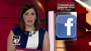 News video: Facebook says current outage is 'not related to a DDoS attack'