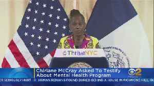 City Council Asks McCray To Testify About 'Thrive New York City' [Video]