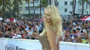 Pamela Anderson and mum raise over $50,000 for charity [Video]