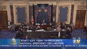 Senate Expected To Reject Trump's Border Emergency Declaration [Video]