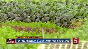 Farmers using technology, apps to meet local fresh-food demands [Video]